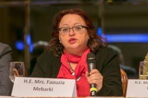 Ambassador Faouzia Mebarki